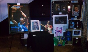 Art at RAW art show