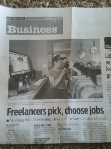 Freelancers Pick And Choose Jobs