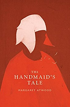 The Handmaid's Tale follows Offred, who lives in a dystopian society where women are stripped of rights, raped, and made to be slave surrogates.